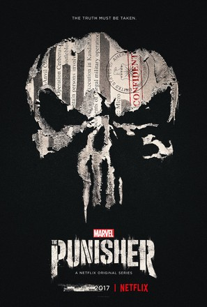 """The Punisher"" - Movie Poster (thumbnail)"