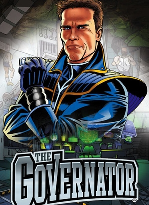 The Governator - Movie Poster (thumbnail)