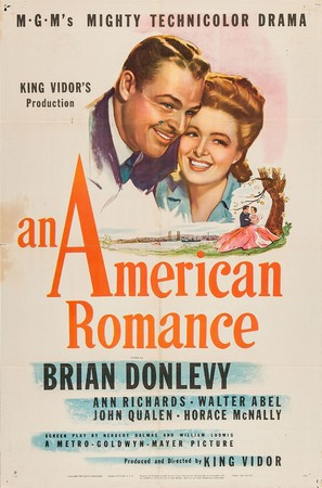 An American Romance - Movie Poster (thumbnail)