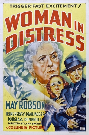 Woman in Distress - Movie Poster (thumbnail)