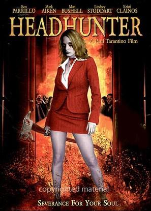 Headhunter - DVD cover (thumbnail)
