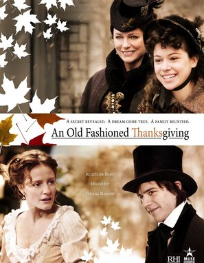 An Old Fashioned Thanksgiving - Movie Poster (thumbnail)