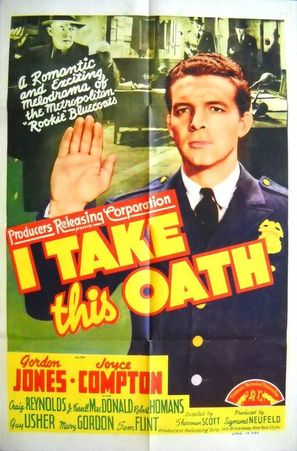 I Take This Oath - Movie Poster (thumbnail)