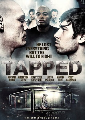 Tapped Out - Canadian Movie Poster (thumbnail)