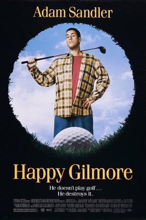 Happy Gilmore - Movie Poster (thumbnail)