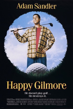 Happy Gilmore - Movie Poster (thumbnail)