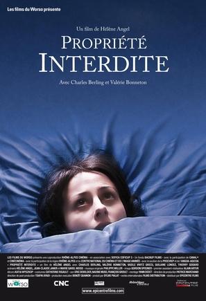 Propriété interdite - French Movie Poster (thumbnail)