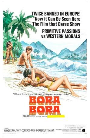 Bora Bora - Movie Poster (thumbnail)