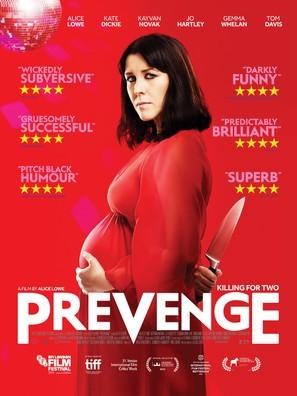 Prevenge - British Movie Poster (thumbnail)