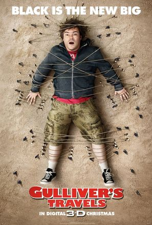 Gulliver's Travels - Movie Poster (thumbnail)