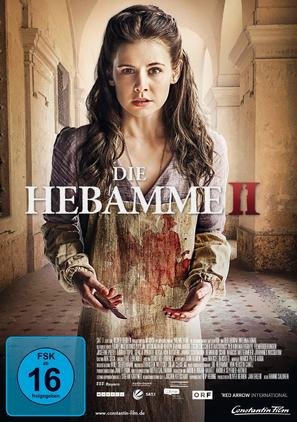 The Midwife 2 - German Movie Cover (thumbnail)