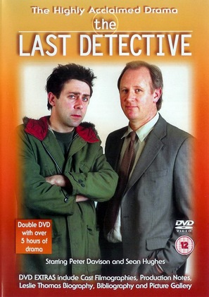 """The Last Detective"" - British DVD cover (thumbnail)"