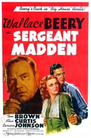 Sergeant Madden - Movie Poster (thumbnail)