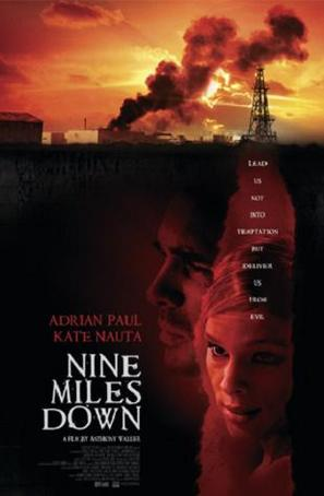 Nine Miles Down - Movie Poster (thumbnail)