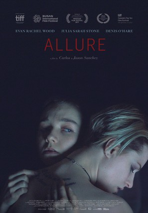 Allure - Canadian Movie Poster (thumbnail)