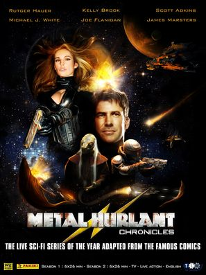 """""""Metal Hurlant Chronicles"""" - French Movie Poster (thumbnail)"""