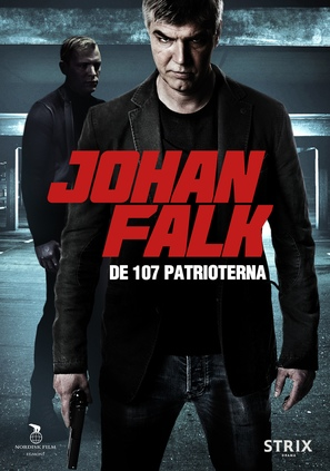 Johan Falk: De 107 patrioterna - Swedish Movie Poster (thumbnail)