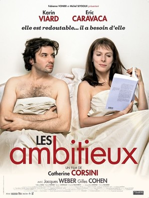 Les ambitieux - French Movie Poster (thumbnail)