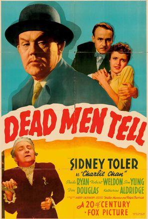 Dead Men Tell - Movie Poster (thumbnail)