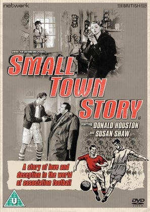 Small Town Story - British DVD movie cover (thumbnail)