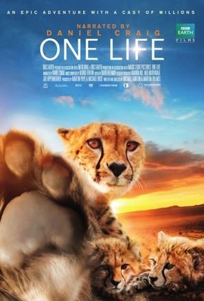 One Life - British Movie Poster (thumbnail)