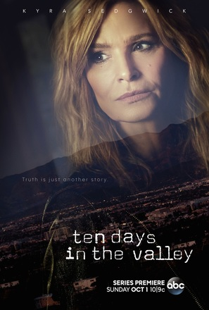 """Ten Days in the Valley"" - Movie Poster (thumbnail)"