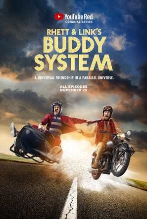 """Rhett and Link's Buddy System"" - Movie Poster (thumbnail)"