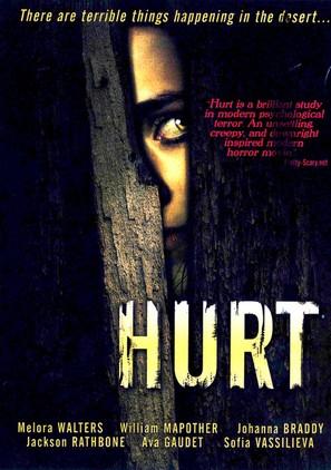 Hurt - DVD cover (thumbnail)