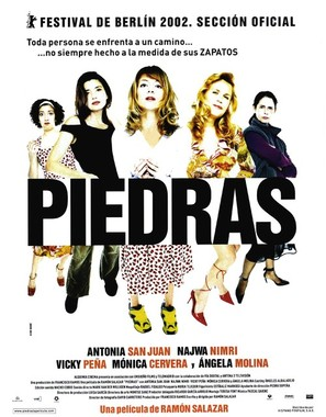 Piedras - Spanish Movie Poster (thumbnail)