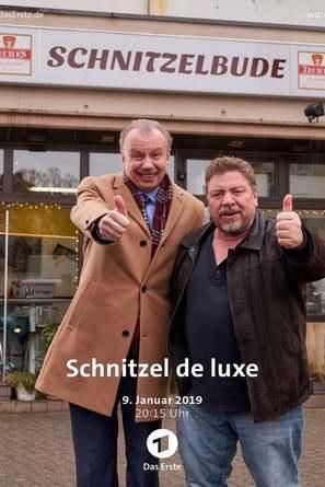 Schnitzel de Luxe - German Movie Cover (thumbnail)