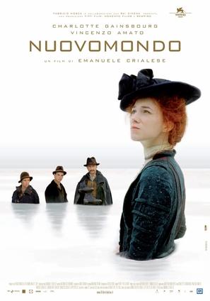 Nuovomondo - Italian Movie Poster (thumbnail)