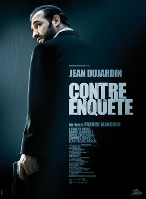 Contre-enquête - French Movie Poster (thumbnail)