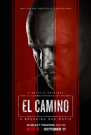 El Camino: A Breaking Bad Movie - Movie Poster (thumbnail)