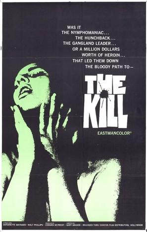 The Kill - Movie Poster (thumbnail)