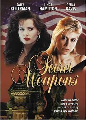 Secret Weapons - Movie Cover (thumbnail)
