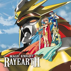 """Magic Knight Rayearth"""
