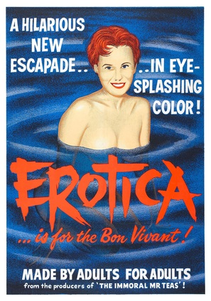 Erotica - Movie Poster (thumbnail)