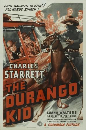 The Durango Kid - Movie Poster (thumbnail)