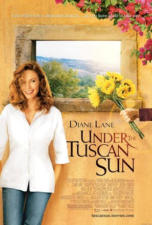 Under the Tuscan Sun - Movie Poster (thumbnail)