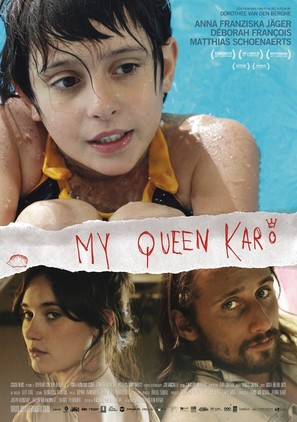 My Queen Karo - Dutch Movie Poster (thumbnail)