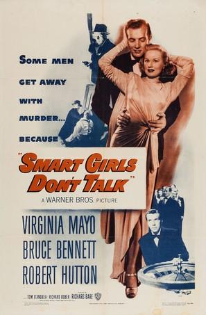 Smart Girls Don't Talk - Movie Poster (thumbnail)