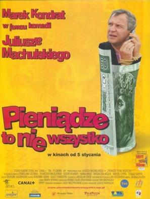 Pieniadze to nie wszystko - Polish poster (thumbnail)