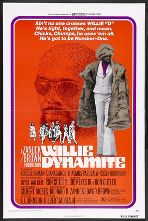 Willie Dynamite - Movie Poster (thumbnail)