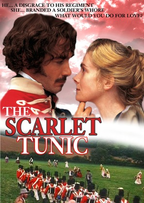 The Scarlet Tunic - British Movie Cover (thumbnail)