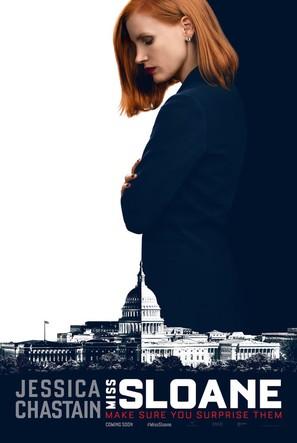 Miss Sloane - Movie Poster (thumbnail)