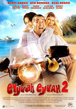 Eyyvah eyvah 2 - Turkish Movie Poster (thumbnail)