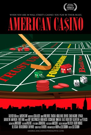 American Casino - Movie Poster (thumbnail)