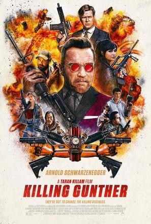Killing Gunther - Movie Poster (thumbnail)