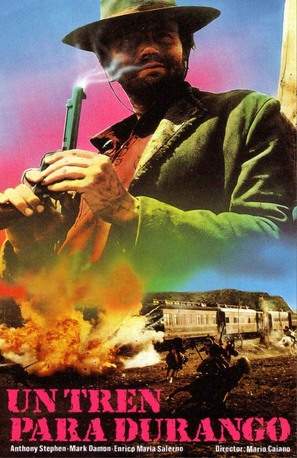 Un treno per Durango - Spanish Movie Cover (thumbnail)
