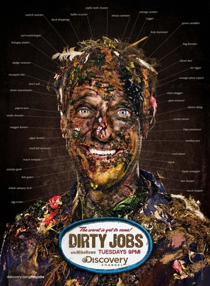"""Dirty Jobs"" - Movie Poster (thumbnail)"